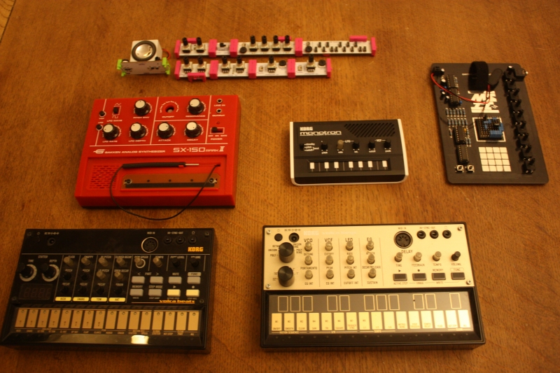 micro synths